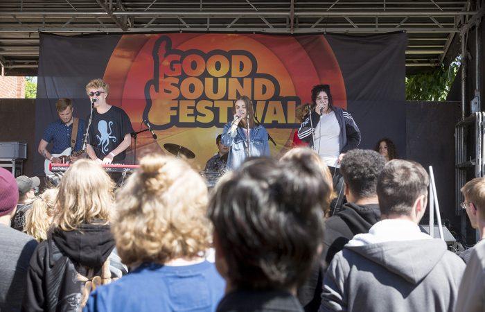 Good Sound Festival - FGU NORD i Ballerup